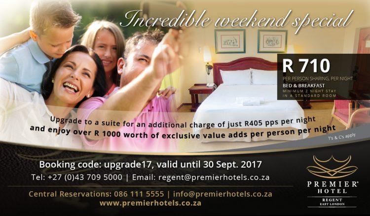 Specials-Premier Hotel Regent