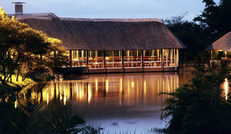 Mpongo Private Game Reserve Restaurant