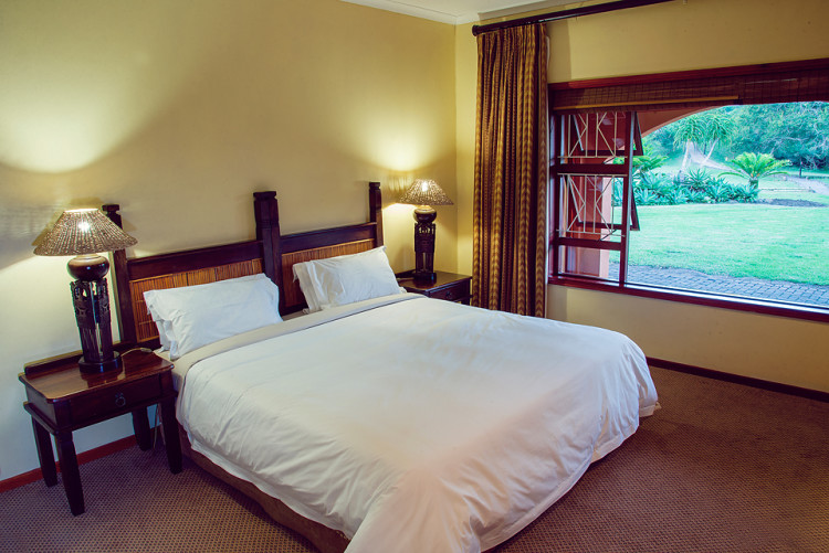 Mpongo Huberta Lodge Standard Rooms
