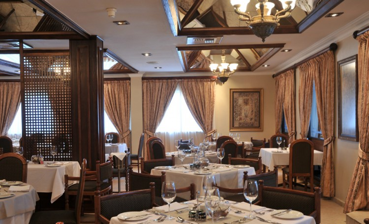 LeZuri Spa Restaurant