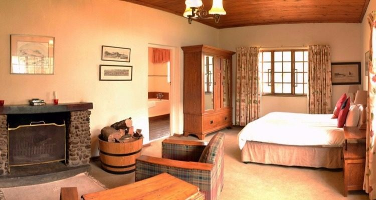Premier Hotel Himeville Arms (Southern Drakensberg) Our Rooms