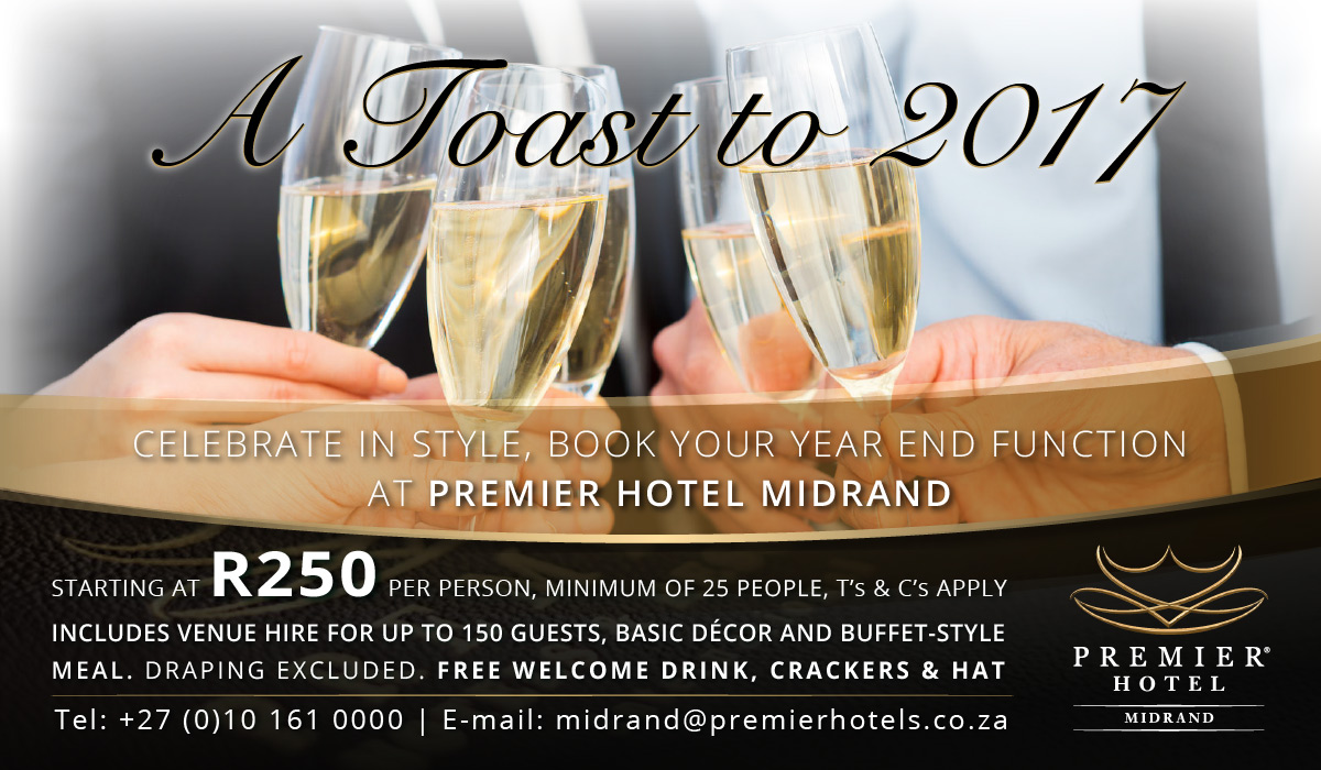 Midrand Year End Special