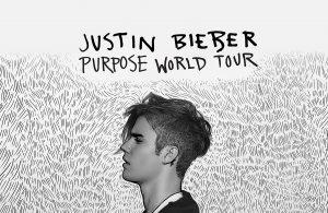 Justin Bieber Cape Town Concert