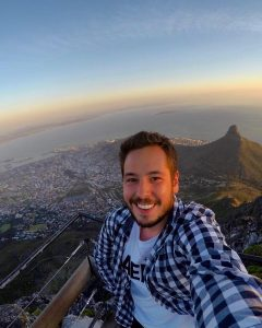 Table Mountain Selfie