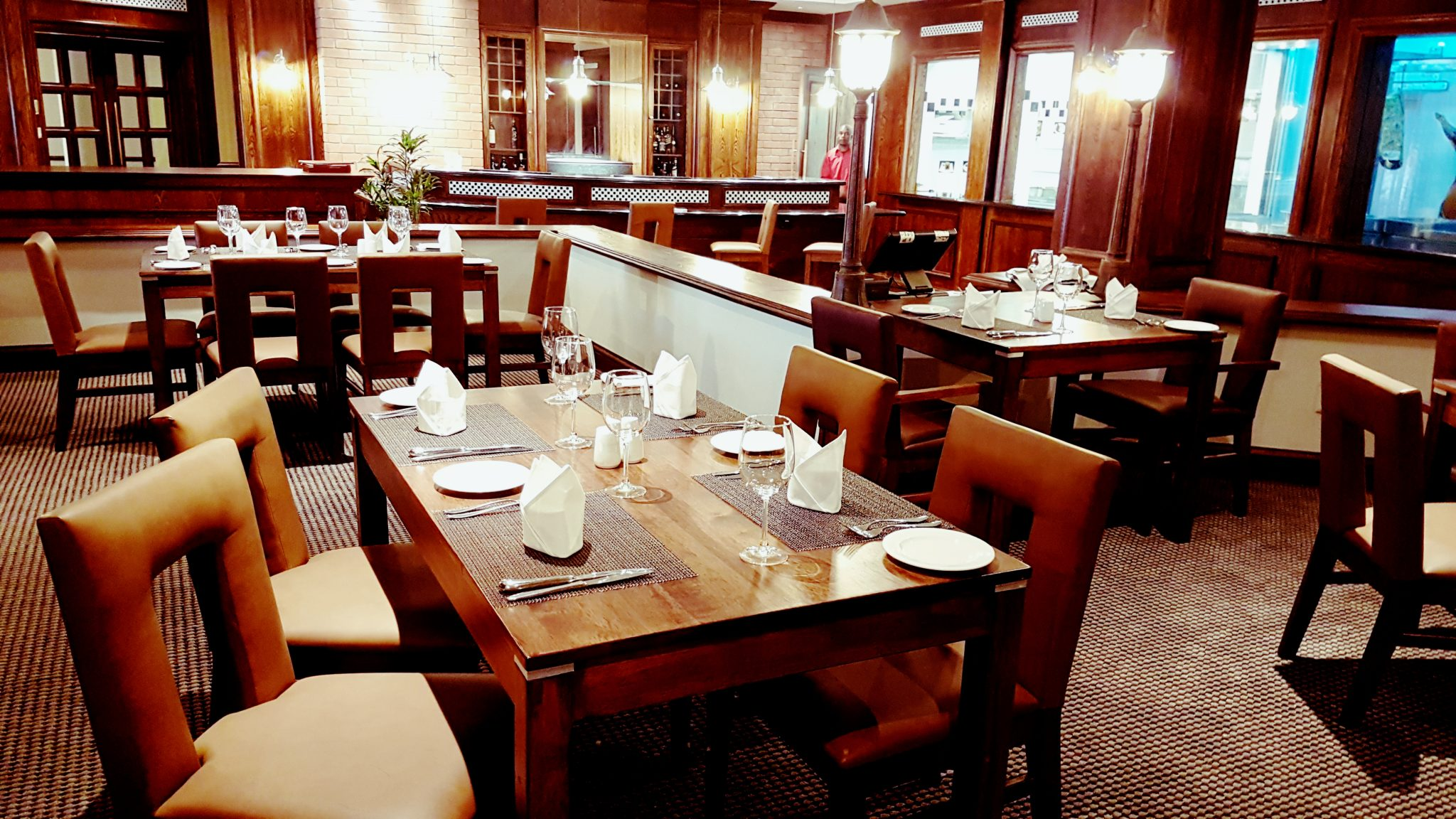 Restaurant | Premier Hotel Regent