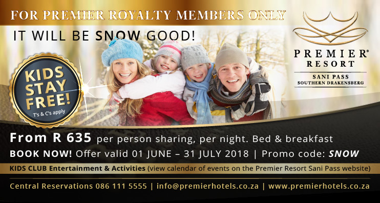 Premier Hotels & Resorts Royalty Members Accommodation Specials