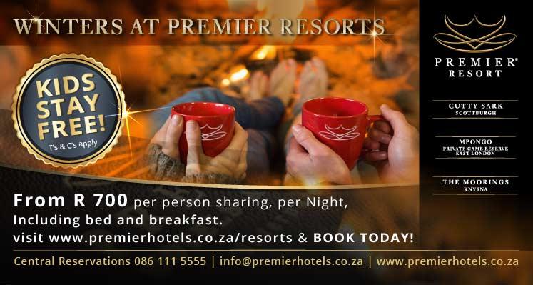 Premier Resorts Winter Specials