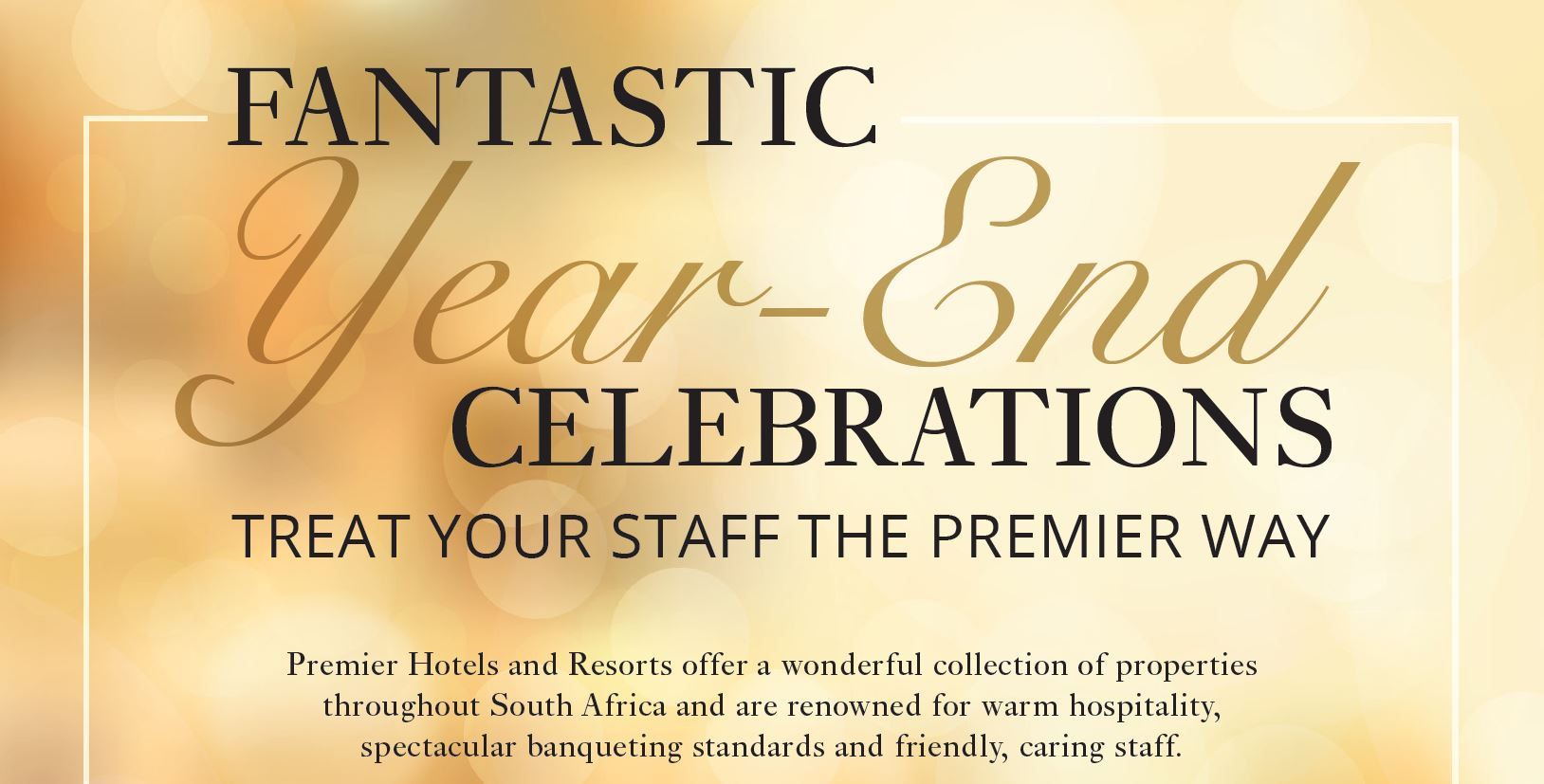 corporate year end function and celebrations