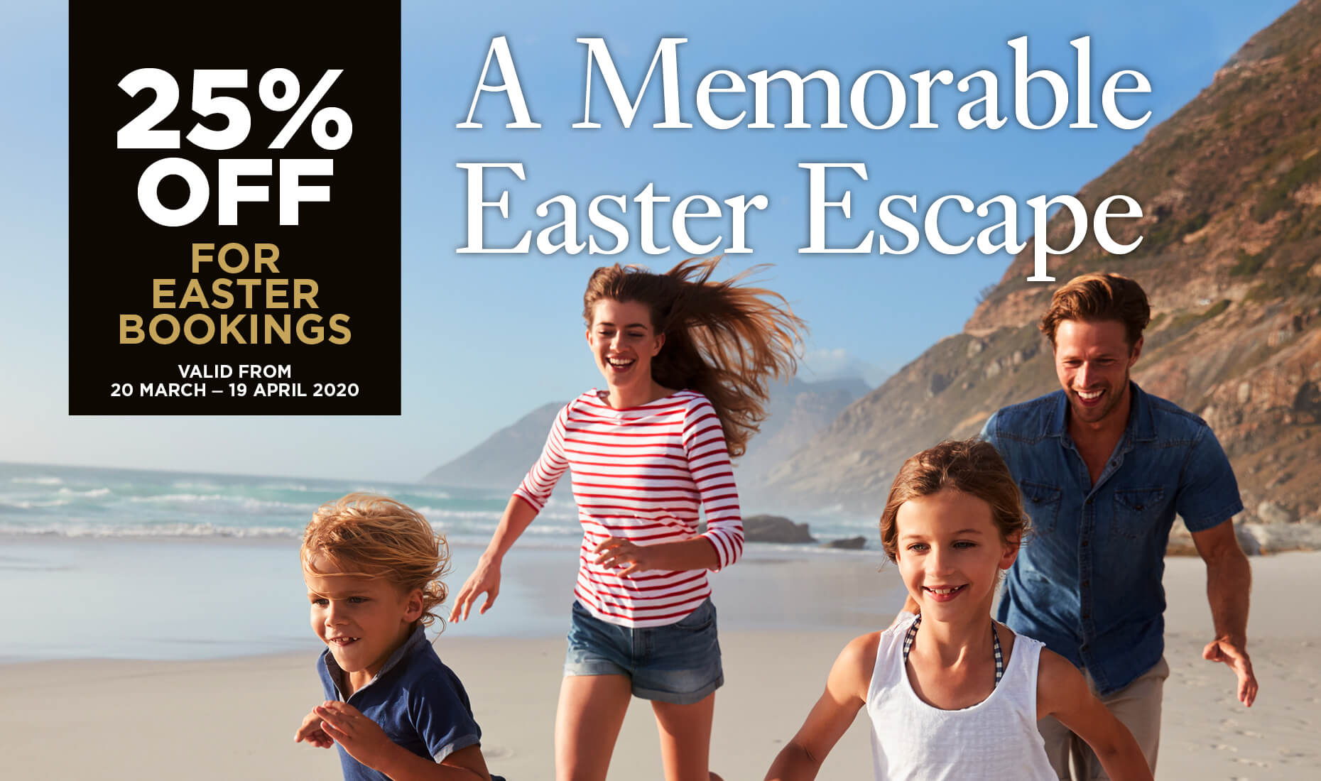easter holiday hotel specials