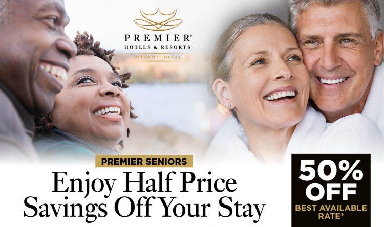 Premier seniors special