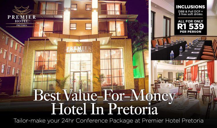 Premier Pretoria Conferences