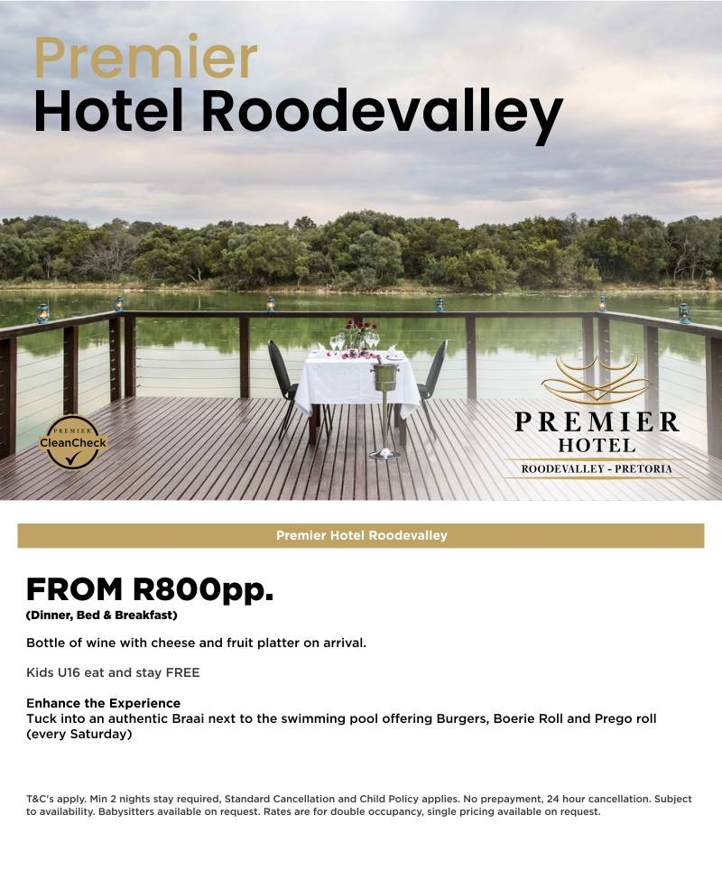 roodevalley resort specials