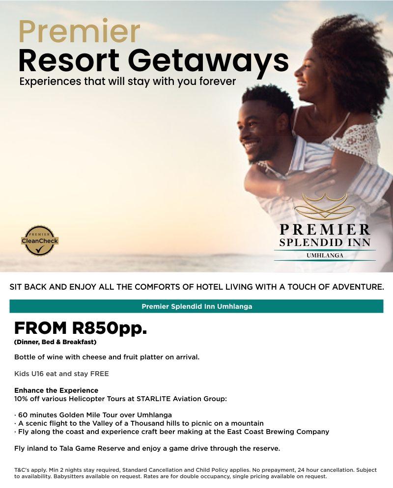 resort specials