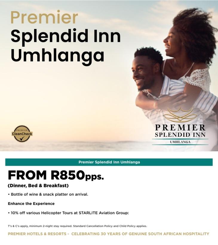 umhlanga hotel specials