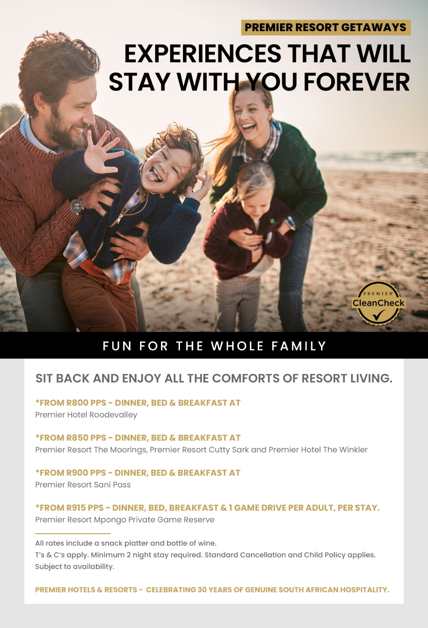 premier resort getaways
