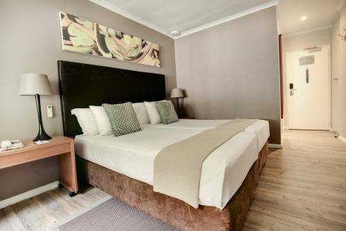 Premier Express Inn George - bedroom