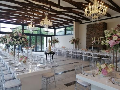PR The Moorings_Knysna - Ballroom wedding