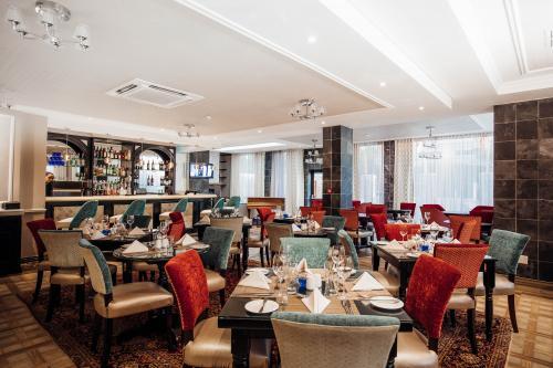 Premier Hotel Cape Town_Restaurant